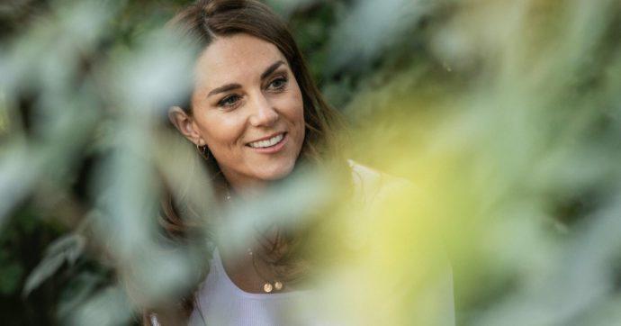 Kate Middleton si è vaccinata (FOTO)