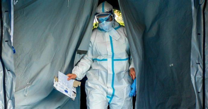 Coronavirus, i dati: nelle ultime 24 ore 12.694 contagi e 251 morti. Calano ancora ricoverati e intensive