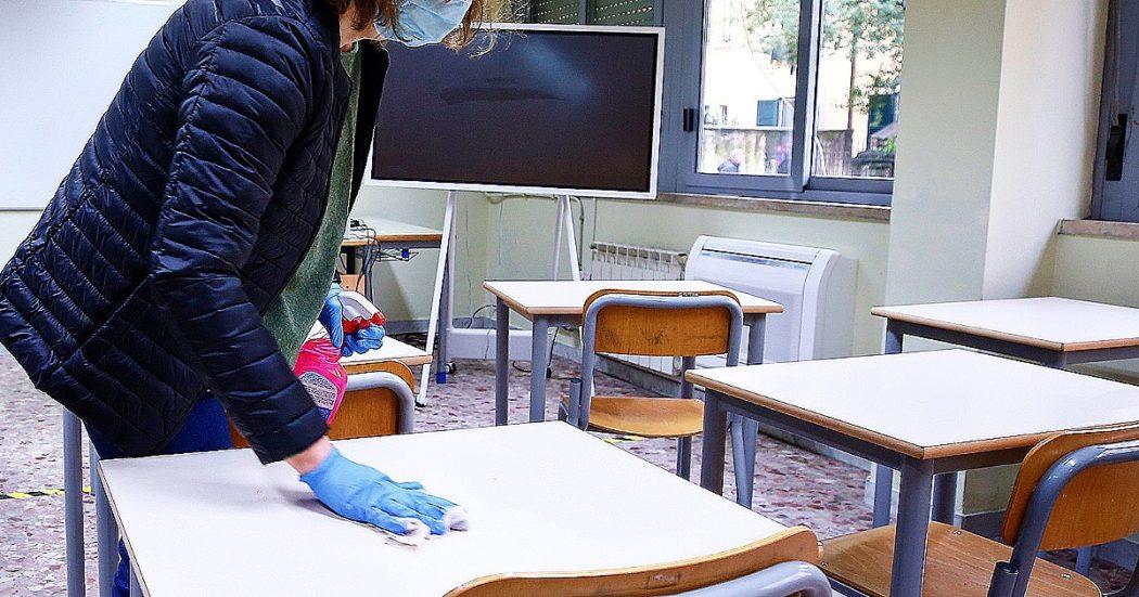 Covid e varianti, si moltiplicano le chiusure delle scuole in tutta Italia (mappa). A Milano e hinterland 547 positivi in una settimana e 312 classi isolate