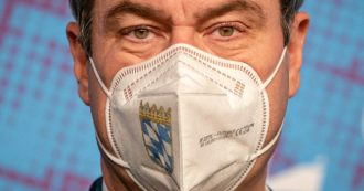 La Baviera introduce l'obbligo di mascherina Ffp2 sui mezzi pubblici e nei negozi