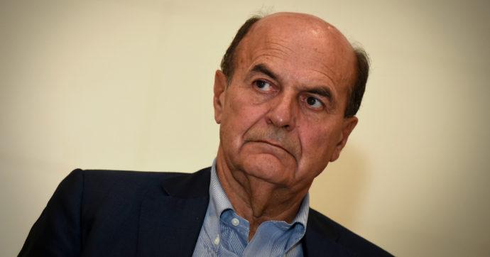 """Governo, Bersani: """"Manovra di Renzi tipica di un ceto che sta sempre a galla. Dopo Conte? C'è solo Conte o il voto"""""""