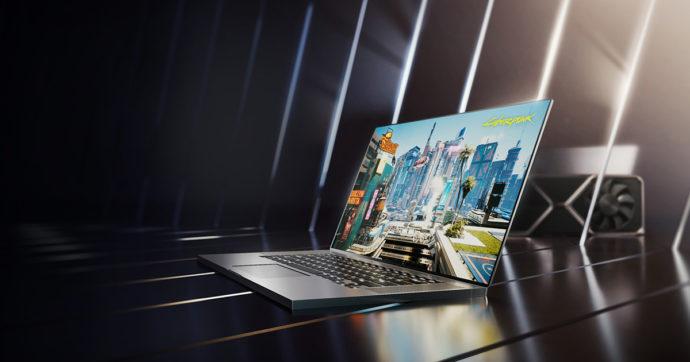 NVIDIA: al CES annunciate la RTX3060 e la nuova generazione di schede video RTX per notebook