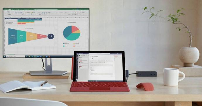Microsoft Surface Pro 7+, ufficiale il restyling del tablet con processori Intel di ultima generazione