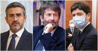 """Crisi, il governo fa quadrato intorno a Conte. Franceschini: """"Un attacco a tutti noi"""". Speranza: """"Avanti al suo fianco"""". Fraccaro: """"Inconcepibile"""""""