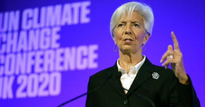 """Lagarde: """"Fare presto per l' attuazione dei piani di ripresa"""". La Bce chiede anche più regole per il bitcoin"""