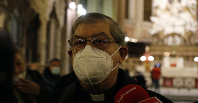 """Napoli, il cardinale Sepe positivo al Covid. La Curia: """"È in isolamento, non ha sintomi"""""""