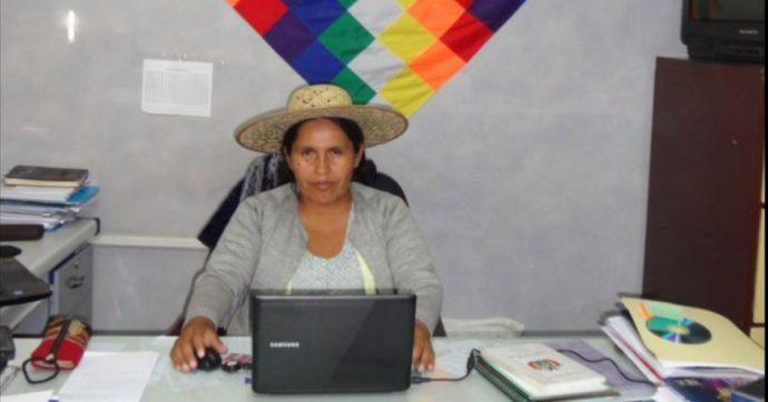 """Femminista e antirazzista, la battaglia della nuova ministra boliviana Sabina Orellana Cruz: """"Basta discriminazioni contro indigeni"""""""