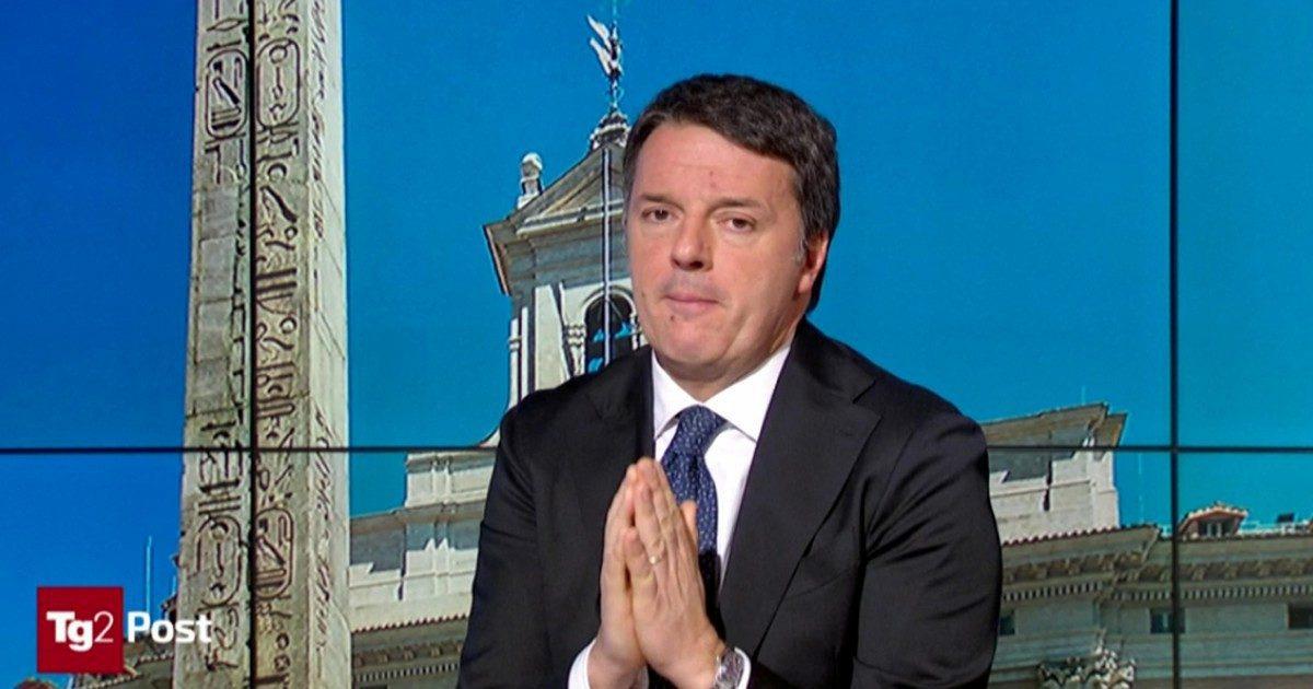 Renzi col 2% è Mr. Ovunque: quotidiani, radio e talk