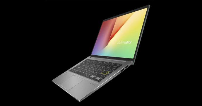 VivoBook S14, da ASUS al CES 2021 il notebook per la didattica a distanza