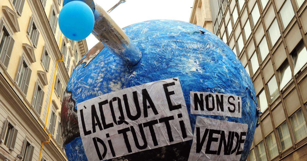 Acqua potabile, la direttiva Ue contro gli inquinanti e a favore delle persone più svantaggiate