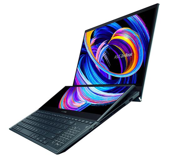 ASUS ZenBook Duo, ecco la seconda generazione dei notebook con doppio schermo