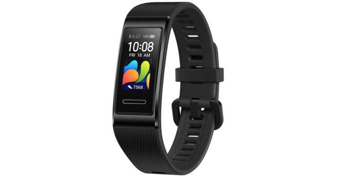 Huawei Band 4 Pro, fitness tracker in offerta su Amazon con 30 euro di sconto