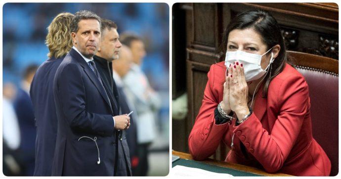 """Caso Suarez, le telefonate tra la ministra De Micheli, Paratici e il Viminale: """"La Juve? Indirizzali a me, poi ci penso io"""""""