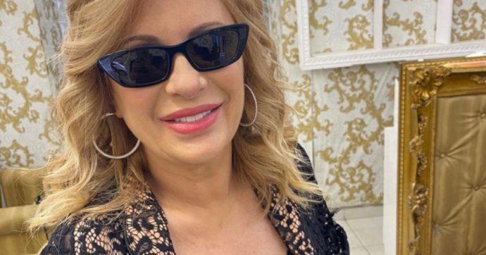 Tina Cipollari in ospedale: le è schizzato dell'olio bollente in un occhio
