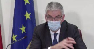 """Brusaferro: """"Circolazione virus resta alta, necessario rigore. Nuovo lockdown? No, misure funzionano"""""""