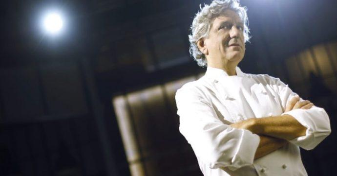 """Lo chef Giorgio Locatelli durissimo: """"Qui in Gran Bretagna i miei dipendenti hanno avuto l'80% dello stipendio da subito. E dopo il lungo lockdown, regole certe. In Italia? Una catastrofe"""""""