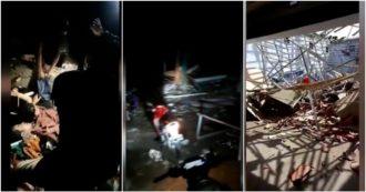 Terremoto in Indonesia, la scossa, la devastazione e le ricerche dei superstiti: i video dall'Isola di Sulawesi