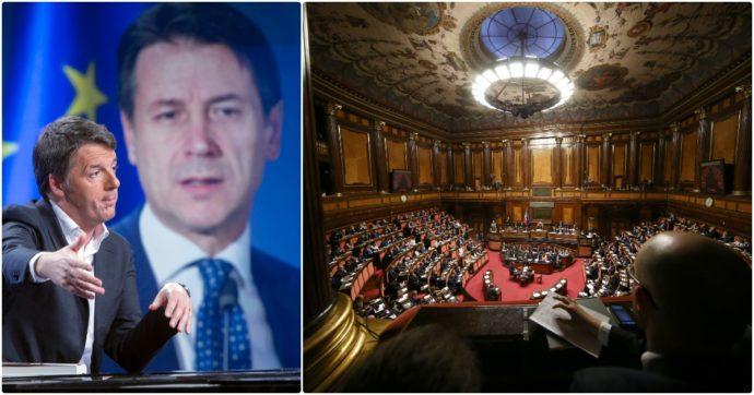 """Crisi di governo, Renzi: """"Via Conte se non prende 161 voti"""". Ma al Senato per avere la fiducia basta solo che i Sì superino i No"""