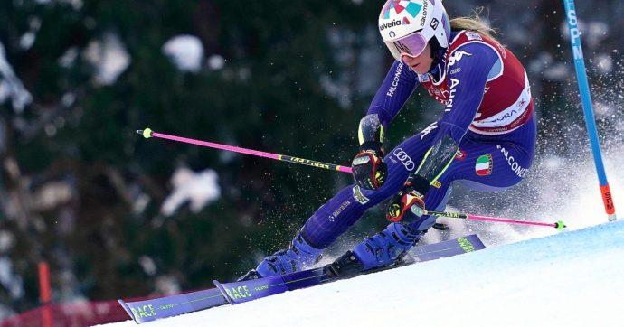 Sci, Marta Bassino trionfa nello slalom gigante di Coppa del Mondo a Kranjska Gora