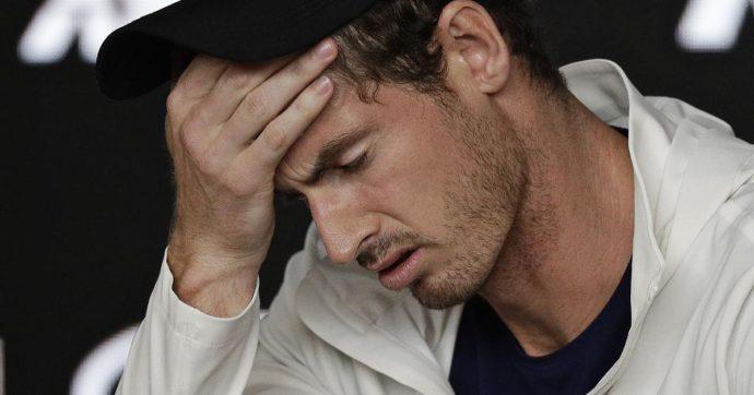 Australian Open, 47 tennisti sui voli con positivi: staranno in quarantena e senza allenamento. In forse Andy Murray