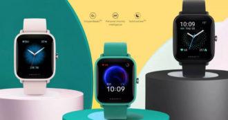 Amazfit Bip U Pro, in vendita in Italia il nuovo smartwatch cinese da 70 euro