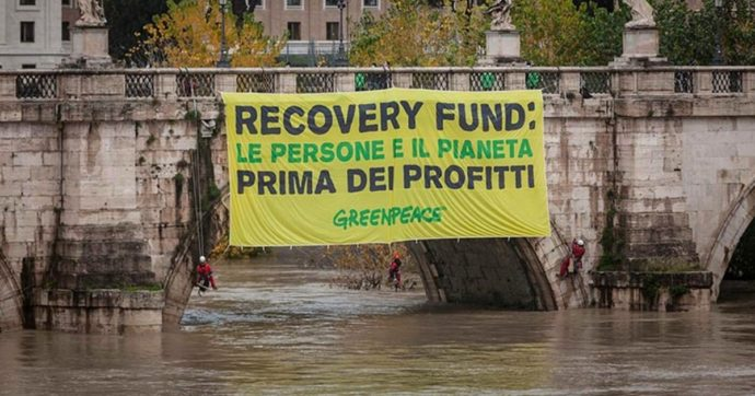 Recovery Plan, speriamo di non diventare 'verdi di bile'