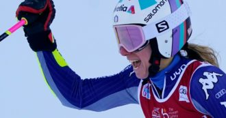 Sci, Marta Bassino dominatrice del gigante: seconda vittoria in due giorni a Kranjska Gora
