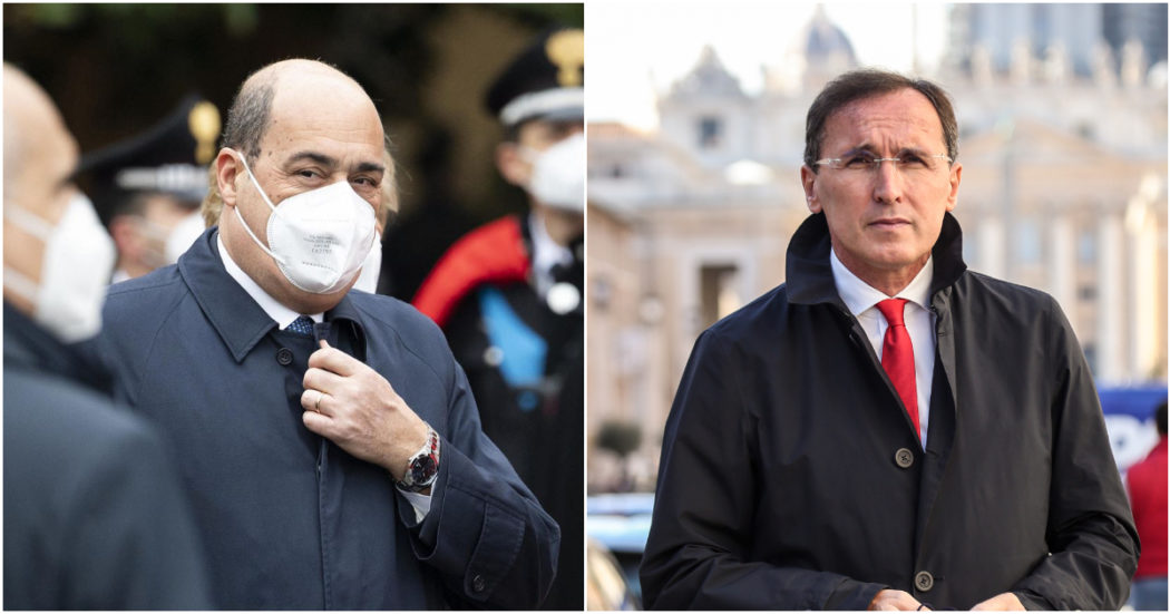 """Zingaretti: """"Porta aperta a Renzi? Solo a chi vota il governo"""". Boccia ai parlamentari di Iv: """"Stiano con il Pd, sono stati eletti con noi"""""""