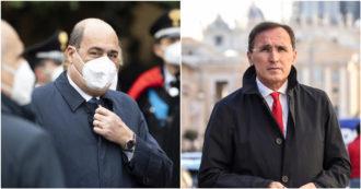 """Da Zingaretti appello """"a liberali, europeisti, democratici"""" in Aula. Boccia: """"I parlamentari di Iv votino con il Pd, sono stati eletti con noi"""""""