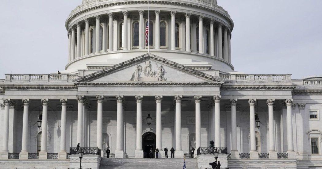 Washington: minaccia per la sicurezza, Capitol Hill messa in lockdown a causa di un incendio nelle vicinanze