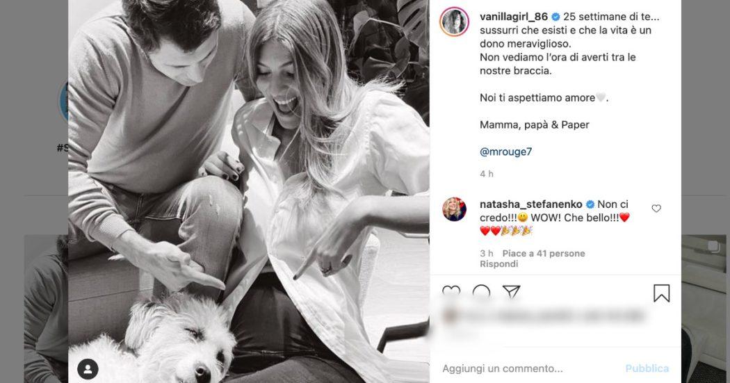 """Cristina Chiabotto, l'ex Miss Italia è incinta: """"Sussurri che esisti"""". La prima foto con il pancione"""