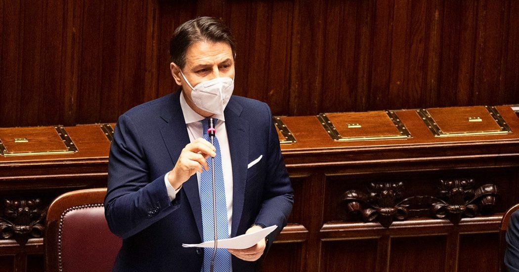 Crisi di governo, Conte supera la maggioranza assoluta alla Camera: la fiducia approvata con 321 voti a favore, 259 contrari e 27 astenuti