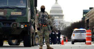 Inauguration Day, Washington barricata: Biden giura e l'America dà l'addio a Trump. La Guardia Nazionale nel mirino di Pentagono e Fbi