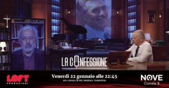 """San Patrignano, Gad Lerner a La Confessione (Nove) di Peter Gomez: """"Muccioli? Da condannare: ispirò una legge che riempì le carceri di tossicodipendenti"""""""