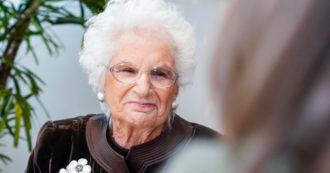 """Una stella dedicata a Liliana Segre, Peteani: """"L'idea risale al 2008, quando vidi il ciondolo che porta al collo"""". Tutta la storia"""
