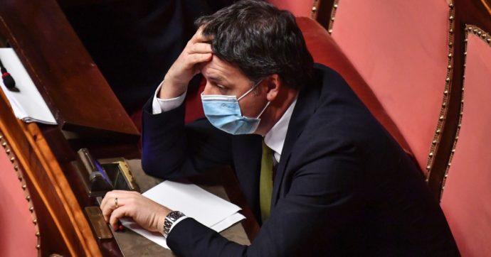 Sondaggi, FQChart della settimana – Italia Viva in discesa: paga la crisi di governo. Bene FI