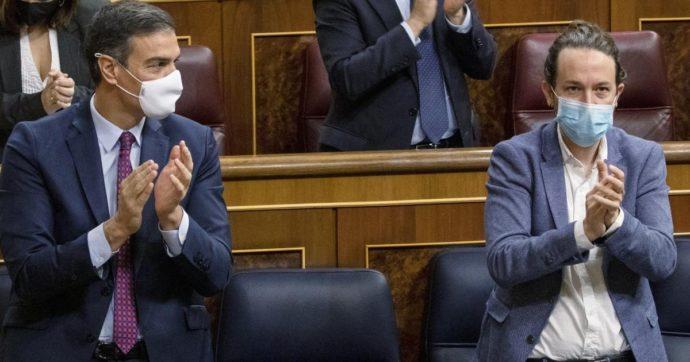 Spagna, scontri tra Podemos e socialisti: ma nessuno dei partiti al governo vuole minare in piena pandemia la stabilità di Sanchez