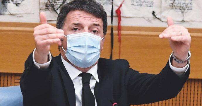 La buona notizia del day after è che il 'patriota' Renzi è uscito dal perimetro della maggioranza
