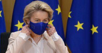 Von der Leyen: 'Ue ha esportato 10 milioni di dosi al Regno Unito. Non torna indietro nulla'. La replica: 'Stiamo rispettando impegni'