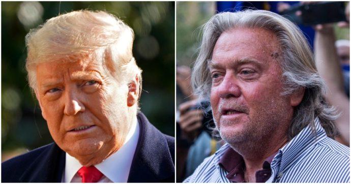 Trump concede la grazia a Steve Bannon e altre 72 persone (compreso l'italiano Tommaso Buti) nel suo ultimo giorno alla Casa Bianca