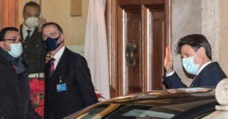 """Governo, Conte raduna la maggioranza per 3 ore: avanti con percorso politico. Poi """"incontro interlocutorio"""" con Mattarella al Colle"""