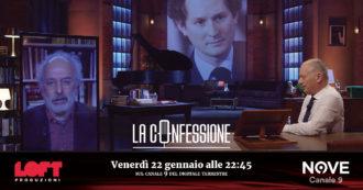 """Gad Lerner a La Confessione (Nove) di Peter Gomez: """"Perché ho lasciato Repubblica? ho riconosciuto l'impronta padronale degli Agnelli"""""""