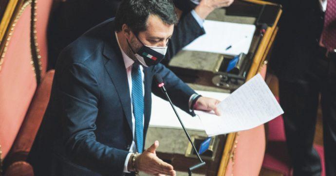 """Quota 100, Salvini: """"Ha salvato 360mila italiani"""". Ma le domande accolte a fine 2020 sono 100mila in meno"""