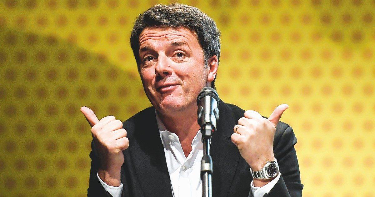 Renzi è sempre più ricco: oltre un milione nel 2019. Conferenziere retribuito: da Goldman Sachs alla Commissione saudita per il turismo