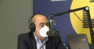"""Crisi di governo, Zingaretti a Radio Immagina: """"Evitato salto nel buio. Ora concentriamoci su problemi degli italiani"""""""