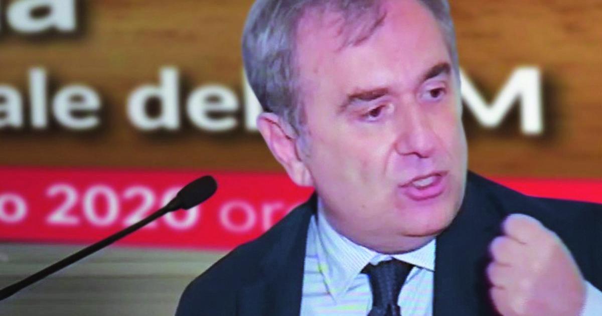 """Santalucia, neo presidente dell'Anm: """"Il caso Palamara non è affatto chiuso"""""""