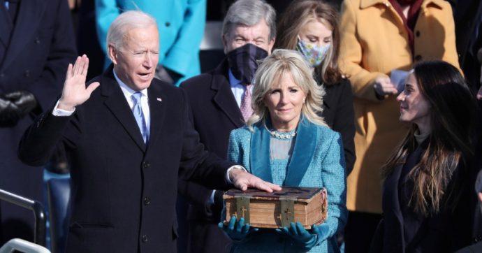 Biden, il discorso di un americano agli americani