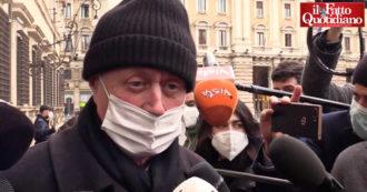 """Governo, Tabacci dopo l'incontro con Di Maio: """"Conte unico punto di equilibrio, alternativa è il voto. Allargare maggioranza entro mercoledì"""""""