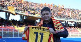Ti ricordi… Istvan Vincze, il magiaro diventato mito nel Salento per il gol vittoria nell'ultimo derby col Bari allo stadio Della Vittoria