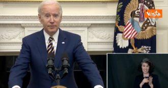 """Coronavirus, Biden: """"Covid farà 600 mila morti negli Usa. Dobbiamo agire adesso"""""""